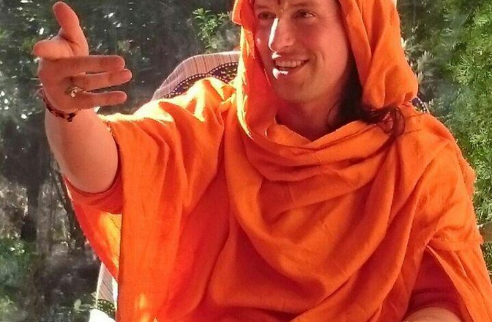 Swami Aniruddha in Luttelgeest en Apeldoorn