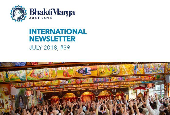 Internationale Nieuwsbrief