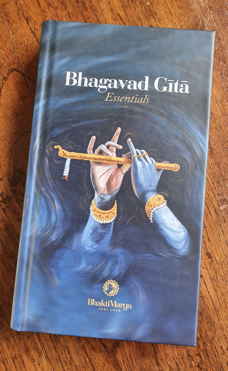 2020-06-20-Bhagavad Gita Essentials