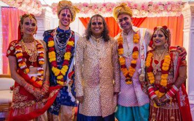 Bruiloft in Mauritius