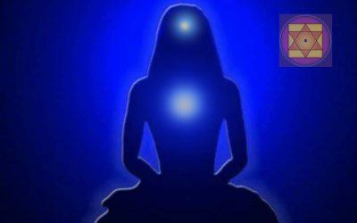 Swamini Lakshmi over Mahavatar Babaji