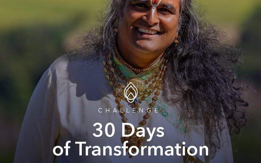 Paramahamsa Vishwananda's chalisa